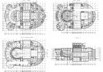 فایل اتوکد پلان دقیق خانه اپرا opera house
